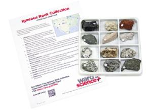 Igneous Rock Collection
