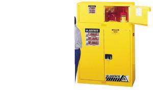 SURE-GRIP® EX Piggyback Cabinets, Justrite®