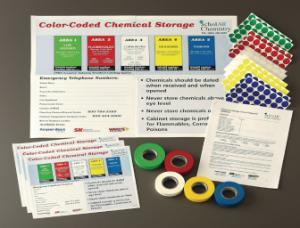 Ward's® Chemical Storage Start-Up Kit