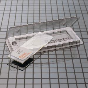 Boreal Slide Holders with Labels