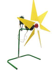 TeacherGeek Geared Wind Turbine