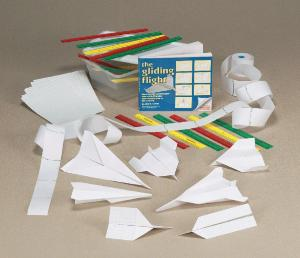 Paper Planes and The Scientific Method Kit