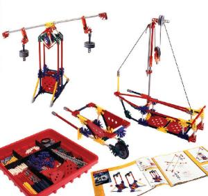 K'NEX Education Intro to Simple Machines: Levers and Pulleys