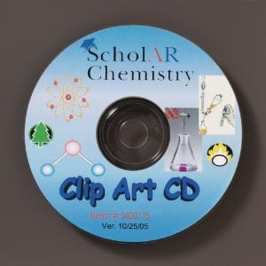 Ward's® Chemistry Chemistry Clip Art CD-ROM