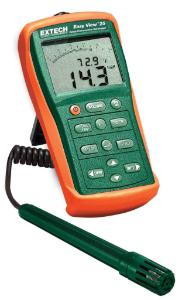 EasyView™ Hygro-Thermometer and Datalogger