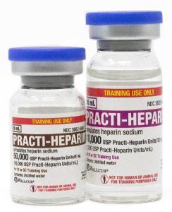 PRACTI-Heparin training pack