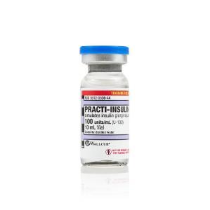 PRACTI-Insulin glargine (Lantus)