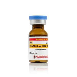PRACTI-3 ml Mini tint vial