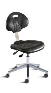 BioFit® Lab Chairs and Stools, Urethane, BioFit