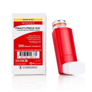 PRACTI-Proayer inhaler