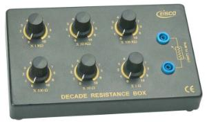 Decade Resistance Box - 6 Decade
