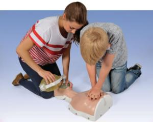 3B Scientific® Basic Billy CPR Trainer