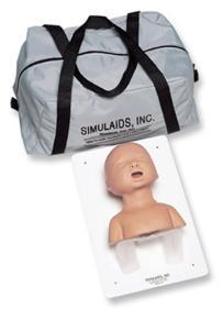 Simulaids® Infant Intubation Trainer