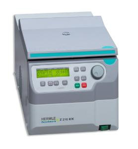 Hermle High-Speed Microcentrifuge