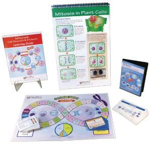 Mitosis: Cell Growth & Division Curriculum Learning Module