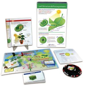 Photosynthesis & Cellular Respiration Curriculum Learning Module