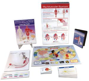 Human Body I: Moving & Controlling the Body Curriculum Learning Module