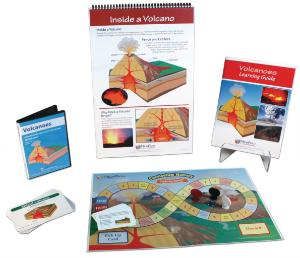 All About Volcanoes Curriculum Learning Module
