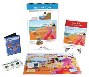 All About Rocks Curriculum Learning Module