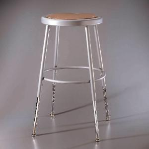 Adjustable Leg Lab Stool
