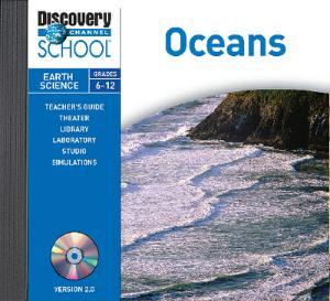 Oceans CD-ROM