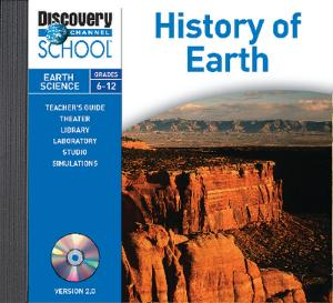 History of Earth CD-ROM