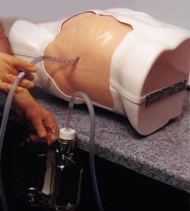 Pharmabiotics® Chest Draining Simulator