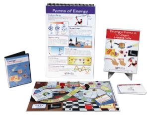 Energy: Forms & Changes Curriculum Learning Module