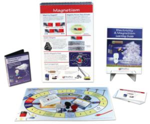 Electricity & Magnetism Curriculum Learning Module
