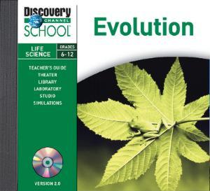 Evolution CD-ROM