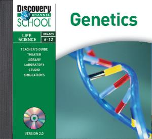 Genetics CD-ROM
