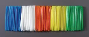 Colored Plastic Toothpicks