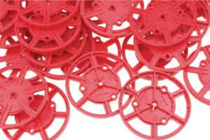 TeacherGeek 40-Piece wheel set