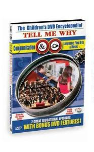Tell Me Why: Language, Fine Arts, Music and Communication Video
