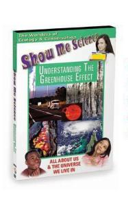 Show Me Science: Understanding The Greenhouse Effect Video