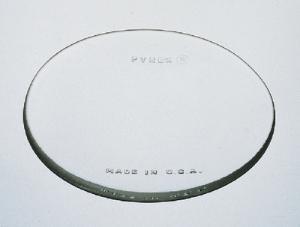 PYREX® Molded Plain Watch Glasses