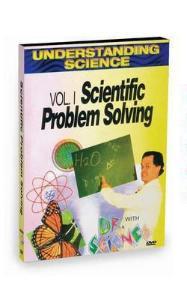 Understanding Science: Scientific Problem Solving Video