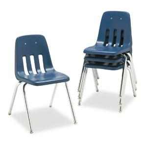 Virco 9000 Series Plastic Stack Chair
