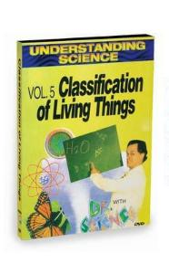 Understanding Science: Classification of Living Things Video