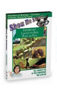 Show Me Science: Entomology–Leafcutter Ants, Pests or Pals Video