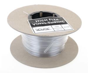 TeacherGeek Vinyl Tubing for Hydraulics - 1/8 in. I.D