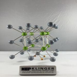 Klinger Cesium Chloride Crystal Model