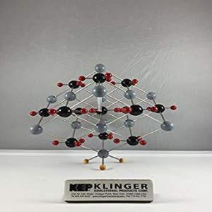 Klinger Calcite (<sup>1</sup>/<sub>2</sub> unit cell) Crystal Model