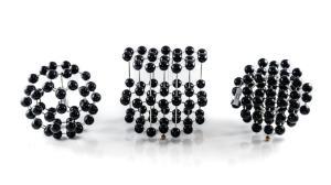 Klinger Carbon Collection Crystal Model