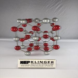 Klinger Rutile Crystal Model