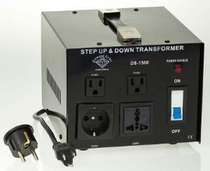 1500 Watt Step Up/Down Transformer
