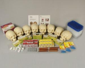 KIMSeattle Forensic Facial Reconstruction Kit