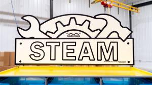 STEAM Sign