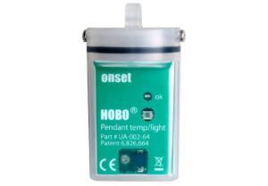 HOBO pendant temperature/light