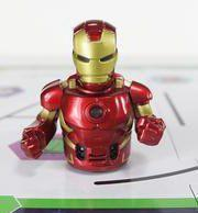 Ozobot Evo Action Skins from Marvel Avengers